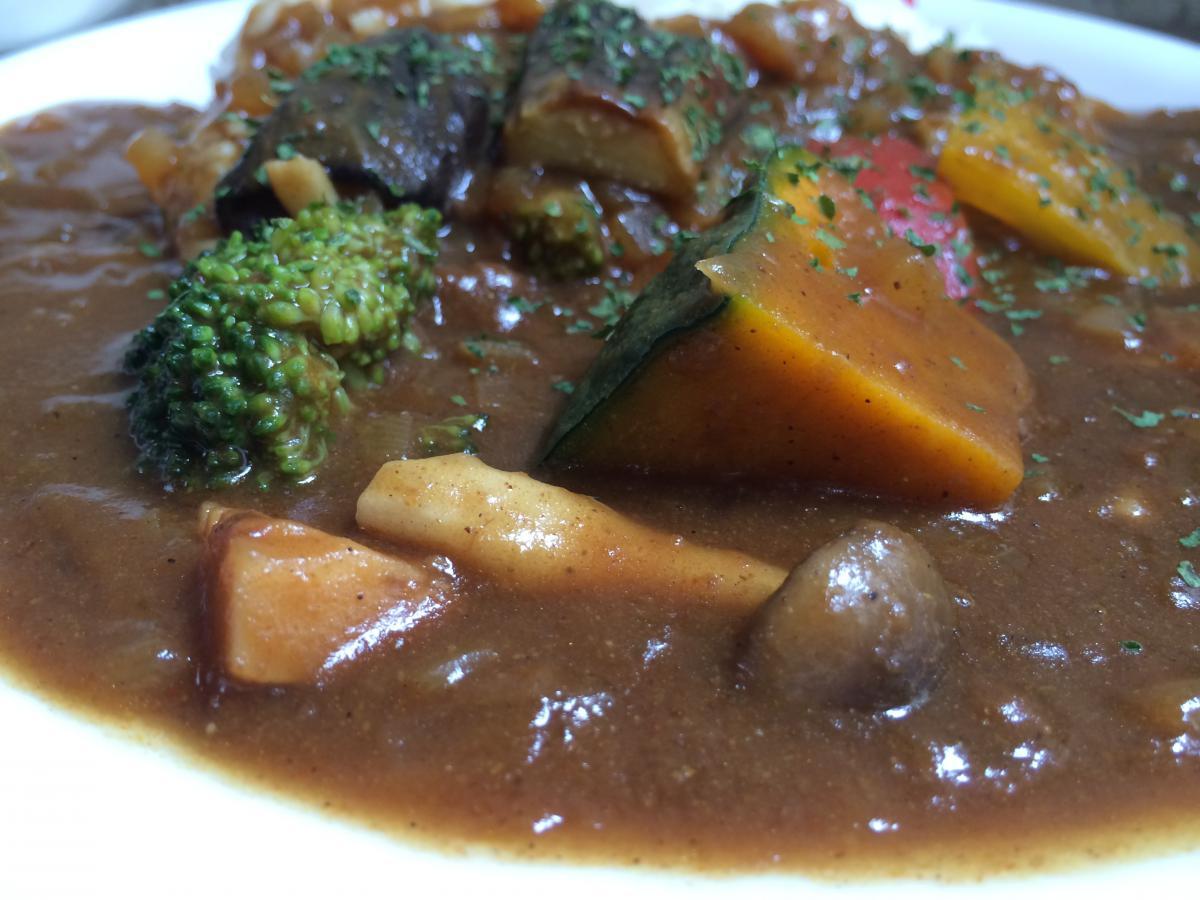 色々野菜のベジタブルカレー 14 -1