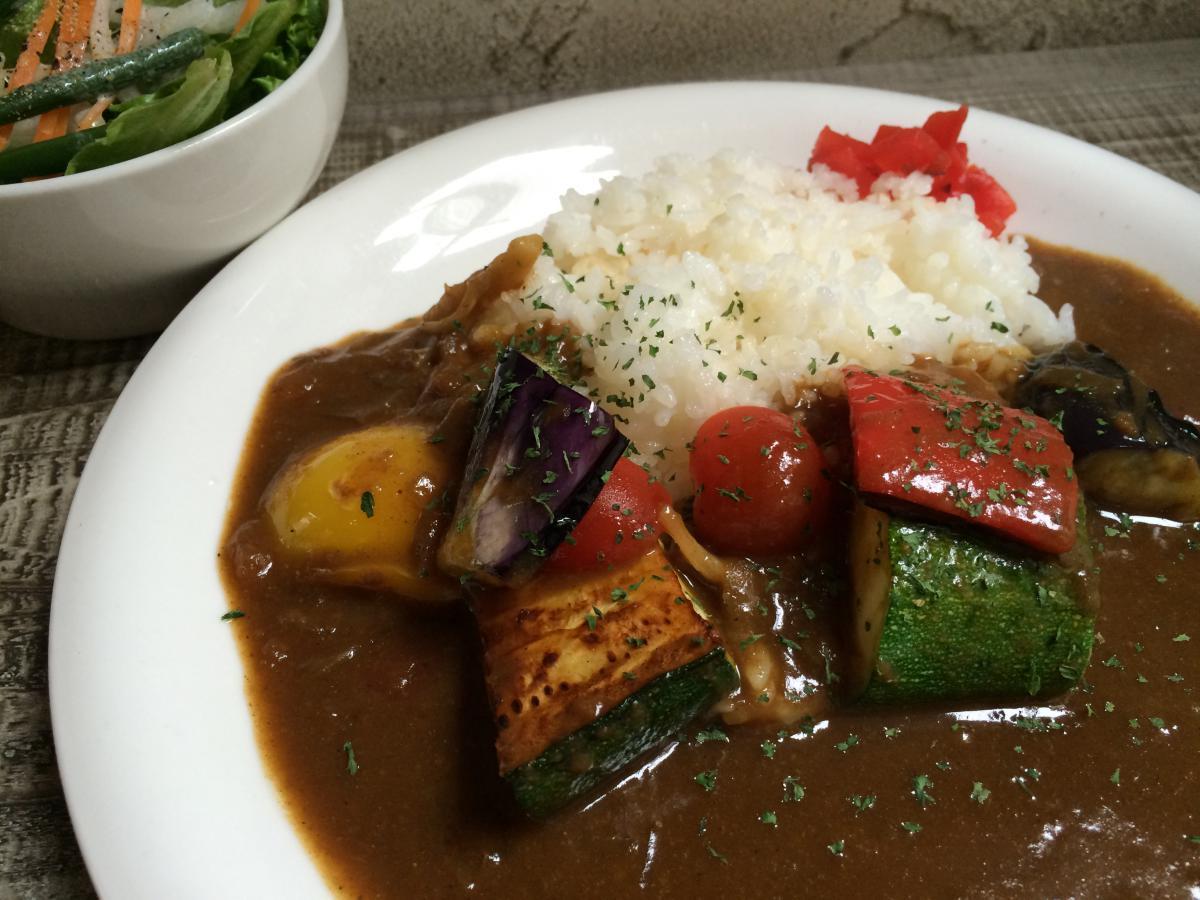 色々野菜のベジタブルカレー 14 -2