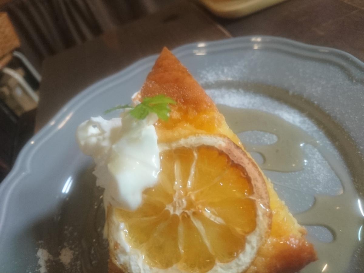 はちみつとレモンのケーキ 22 -2