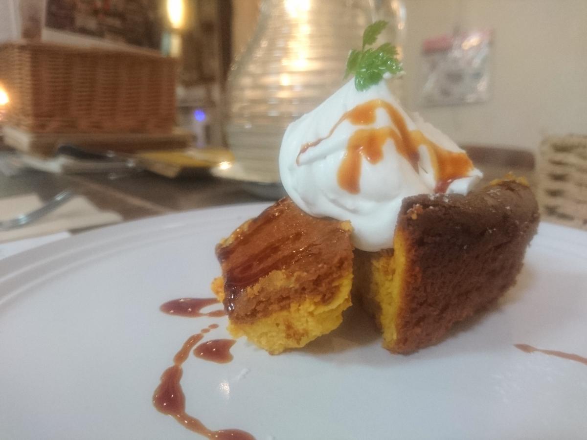 かぼちゃのチーズケーキ 30 -2