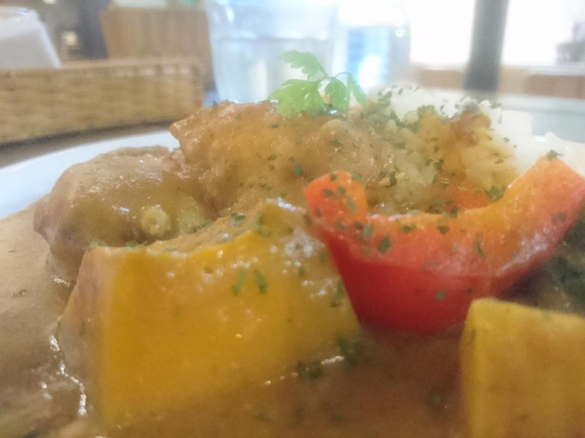 チキンと野菜の豆乳カレー 31 -3