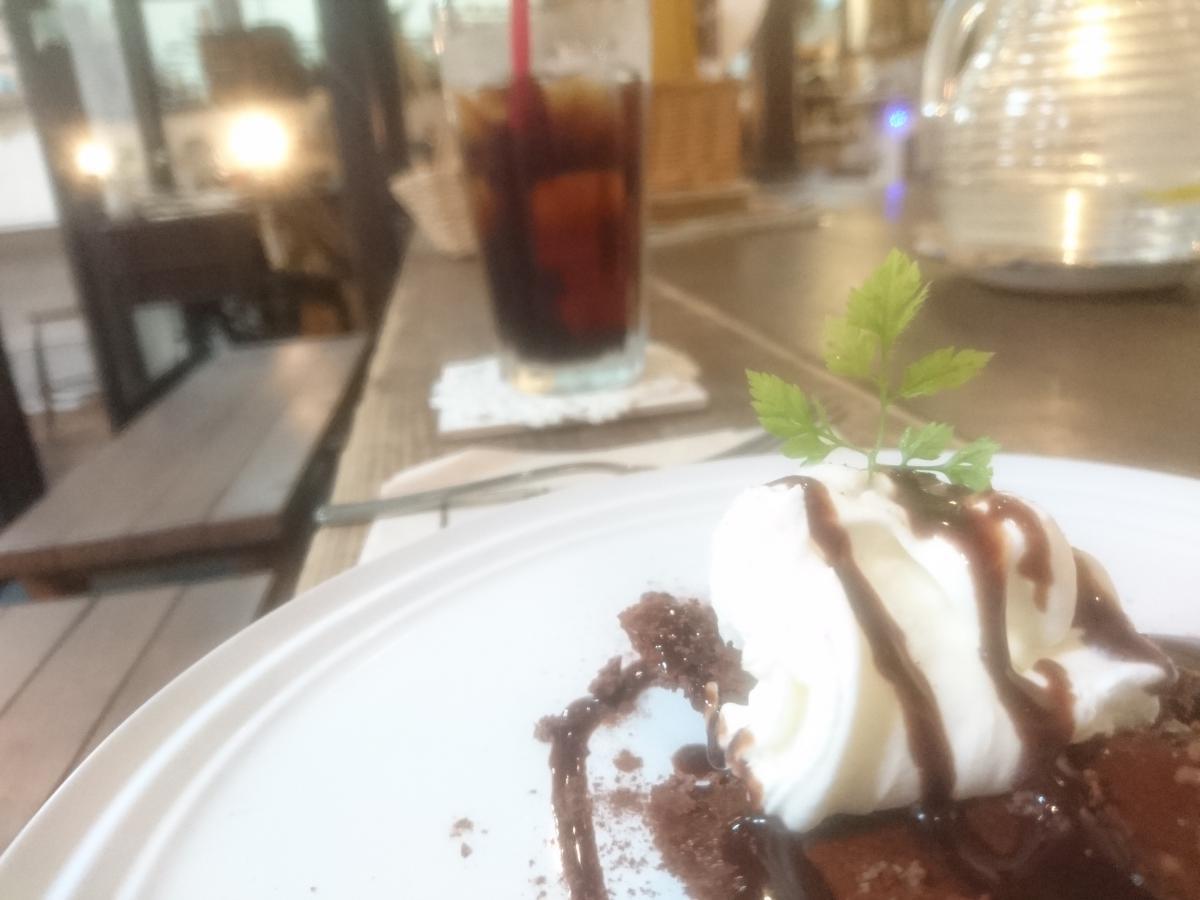 チョコレートのチーズケーキ 33 -3