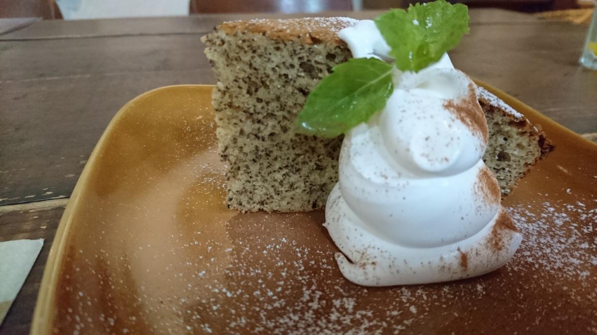 アールグレイと香りスパイスのケーキ 36 -3