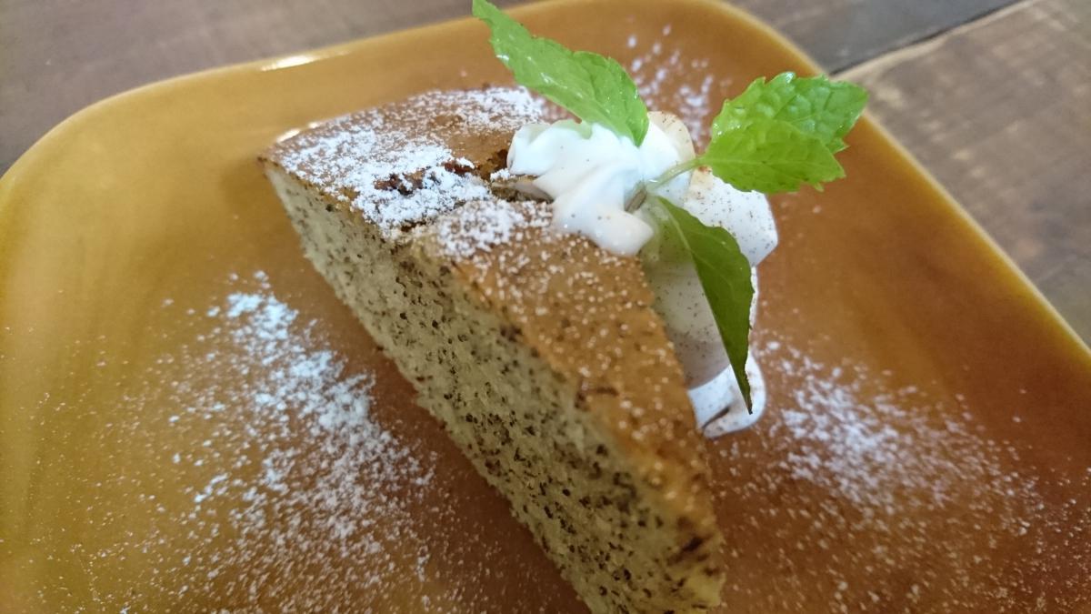 アールグレイと香りスパイスのケーキ 46 -1