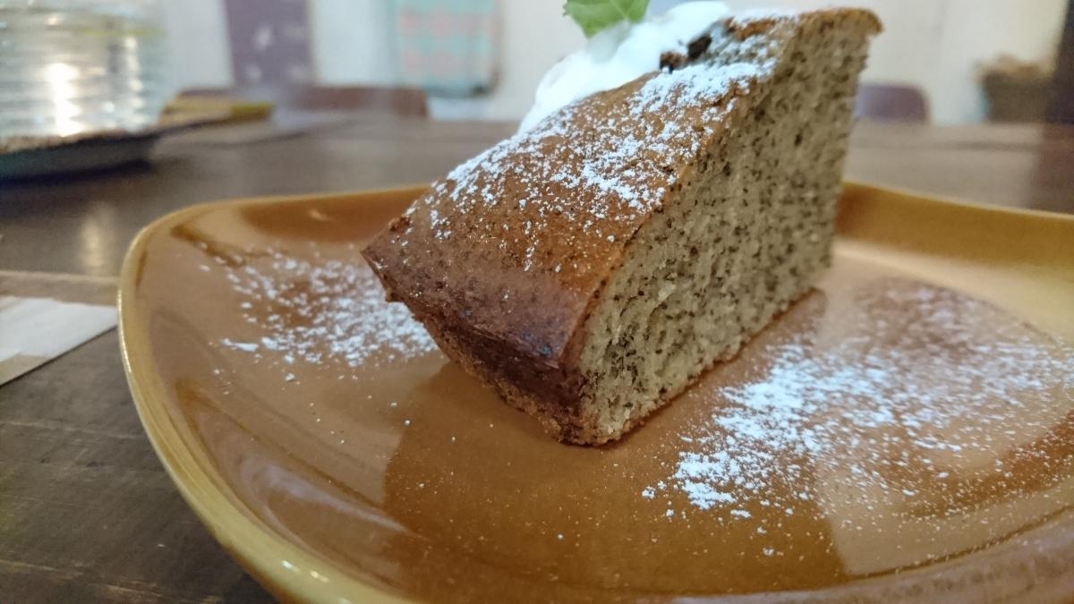 アールグレイと香りスパイスのケーキ 46 -2