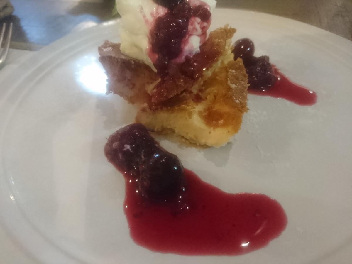 ミックスベリーのチーズケーキ 52 -1
