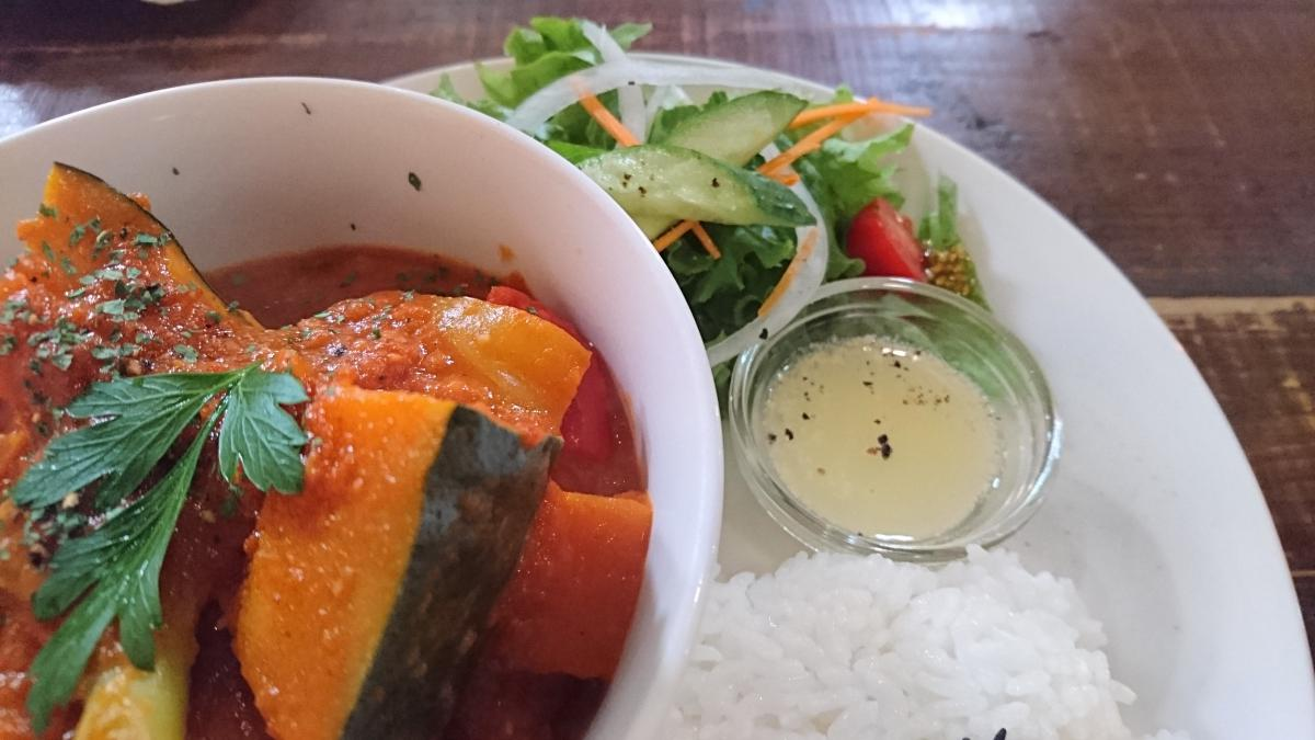 豚バラと野菜のトマトクリーム煮のプレート 67 -2