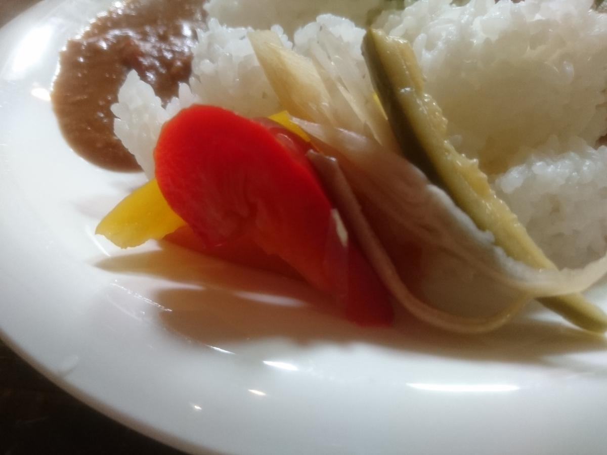 茄子とトマトのチーズカレー 9 -2